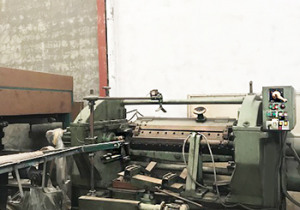 ROTARY VENEER LATHE GAZZELLA 1400 - PRODUCTION LINE