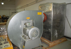 Freund-Vector HCT-48 Wet Vacuum Coating Unit