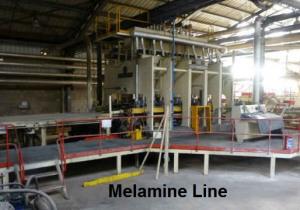 Dieffenbacher 2200 x 5100 Melamine