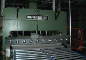 Dieffenbacher  6x12 Feed Thru