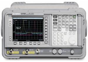 Agilent/HP E4401B/A4H