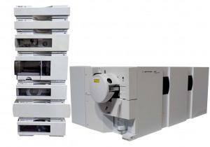 Agilent 6410B QQQ LCMS with 1100 HPLC