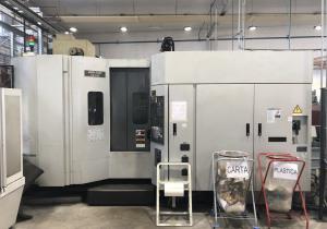 HORIZONTAL MACHINING CENTER MORI SEIKI SH-633