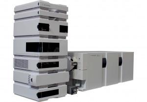 Agilent 6410B Triple Quad LC/MS with Agilent 1200 HPLC System