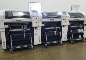 Panasonic NPM-W (NM-EJM2D) Placement Machines (2012)