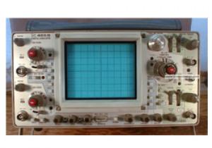 Tektronix 465B/DM44/45