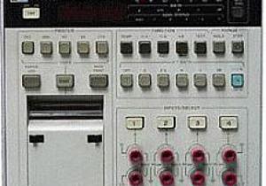 Agilent/HP 3467A