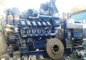 MTU  12V 4000
