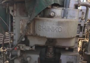 shinko cargo oil pump turbine Rx1