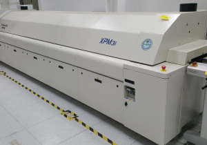 Vitronics XPM3i-1030 Reflow Oven (2011)