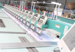 Tajima - embroidery machine