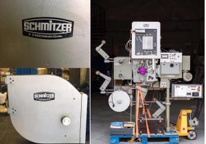 1. Bell & Howell model C (with Schmitzer upgrade) 35mm & 16mm movie printers + 2. Bell & Howell model C printer (16mm)