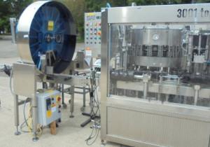 GAI Wine Bottling Line, 60 Bottles Per Minute