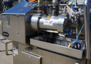 Dyno-Mill KD6 Stainless Media Mill at Wohl Associates
