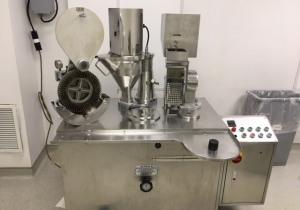 Capsugel Ultra 8 Encapsulator, 0,1,00 Tooling