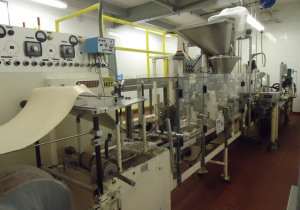 Bartelt IM-7 Pouch Packaging & Cartoning Line