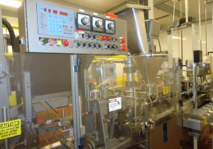 HMC IM Pouch Packager & Cartoning Line