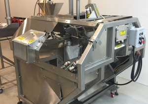 """Wicket """"Wizard"""" 2000 Automatic Bagging Machine With Pump"""