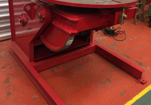 MPE 3 Tonne Welding Positioner