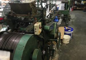 Fischer & Krecke Flat & satchel paper bag making machine