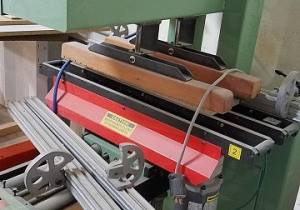 CONQUEST BO 133 DUAL ROW BORING MACHINE 46 SPINDLE