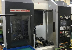 Mori Seiki CNC Vertical Machine Center Dura Vertical-5060 (2007) For Sale