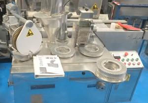 Capsugel Ultra 8 II Capsule Filling Machine