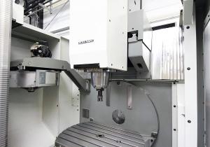 Deckel Maho DMU 50 T 3D Mill Plus X 500 Y 400 Z 400 mm