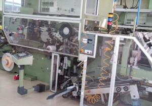 IMA C-2000 Tea Bagging Machine With Cartoner