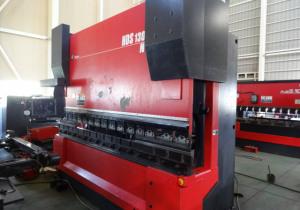 AMADA  CNC Hydraulic Press Brake HDS-1303NT (2003) For Sale