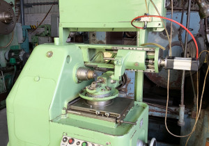 Used Gear Hobber For Sale at Kitmondo – the Metalworking