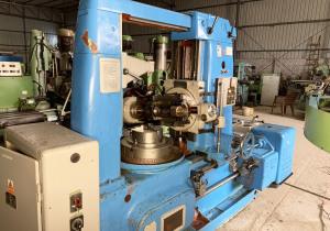 TOS FO6 Gear Hobbing Machine