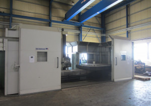 Schiess PBC130 5-Axis CNC Table Type Boring and Milling Machine