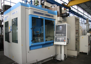 Centre d'usinage CNC vertical 5 axes VDF BOEHRINGER Taurus 3 S