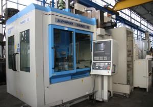 VDF BOEHRINGER Taurus 3 S Vertical 5-Axis CNC Machining Center