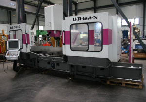 URBAN BZ 3000 Vertical CNC Machining Center