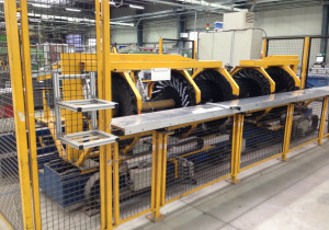 Hirschmiller & Höhn NCB4000 Hydraulic Pipe-Bending Machine