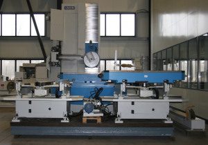 UNION CHEMNITZ KCUX 130 CNC 840 D Table Type Boring and Milling Machine