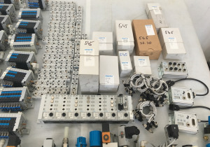 FESTO pneumatic parts - 103items ...CRPV, CPX, LR, DGSL...