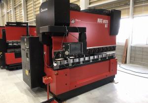 AMADA CNC Hydraulic Press Brake HDS-8025NT (2005) For Sale