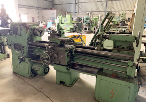 MetalExport 1500 mm Lathe Machine