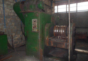 Forging roll machine C1037B