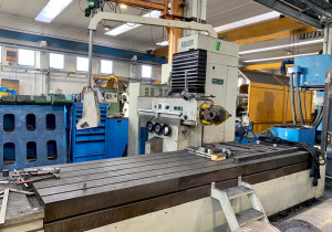 Mecof CNC Bed Milling Machine
