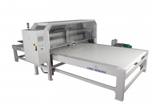 Ümit Makina |  TH-10 AUTOMATIC GLUING LINE