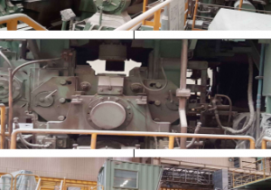 Hitachi Stainless Steel Black Coil Rolling Mill Plant
