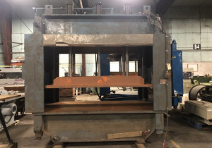 L & L Machinery  Radio Frequency Bending Press