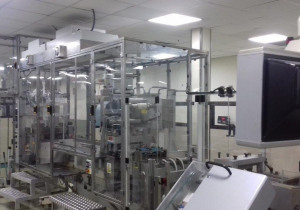 Uhlmann UPS 3MT + C200 Complete blister packing line for tablets & capsules