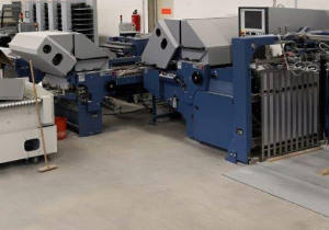 MBO T 960-4-4-FP with Palamides Alpha 700
