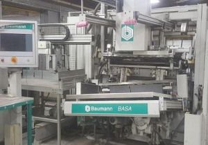 Baumann Automatic Cutting System