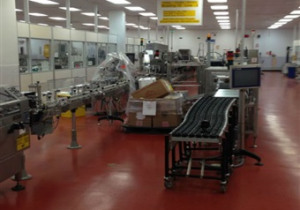 Thermo Scientific, Kalish Packaging line